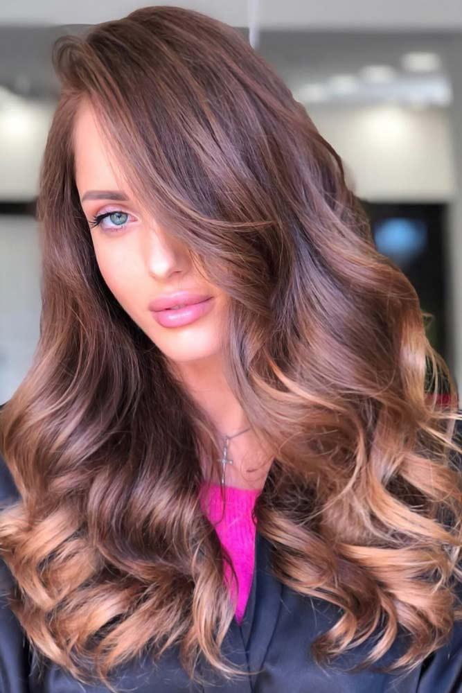 Cinnamon Brown #brownhair #brunette