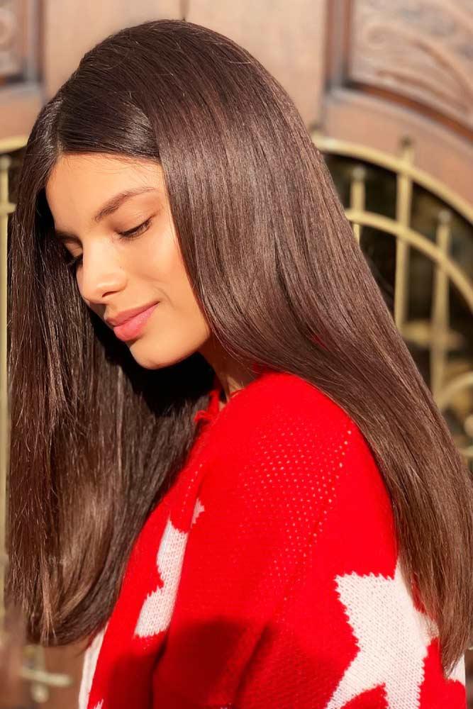 Cola Hair #brownhair #brunette