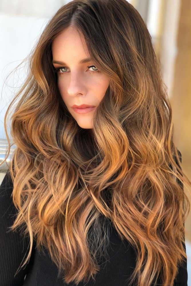 Golden Bronze #brownhair #brunette