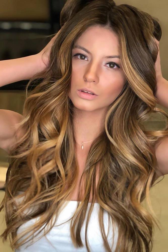 Golden Brown #brownhair #brunette