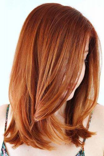 Muted Copper #copperhair