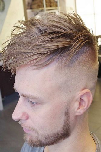 Undercut #recedinghairline #undercut #messytop