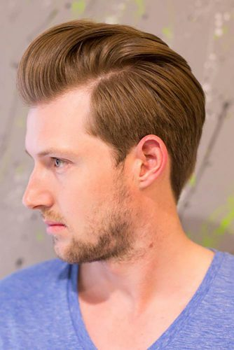How To Understand That Hair Falls Out: Symptoms #recedinghairline #taper #sidepart