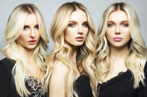Blonde Hair Color Chart: The Shades Kissed By The Sun