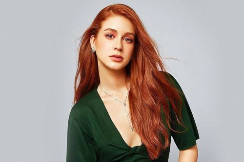 Copper Hair Ideas That Will Suit You