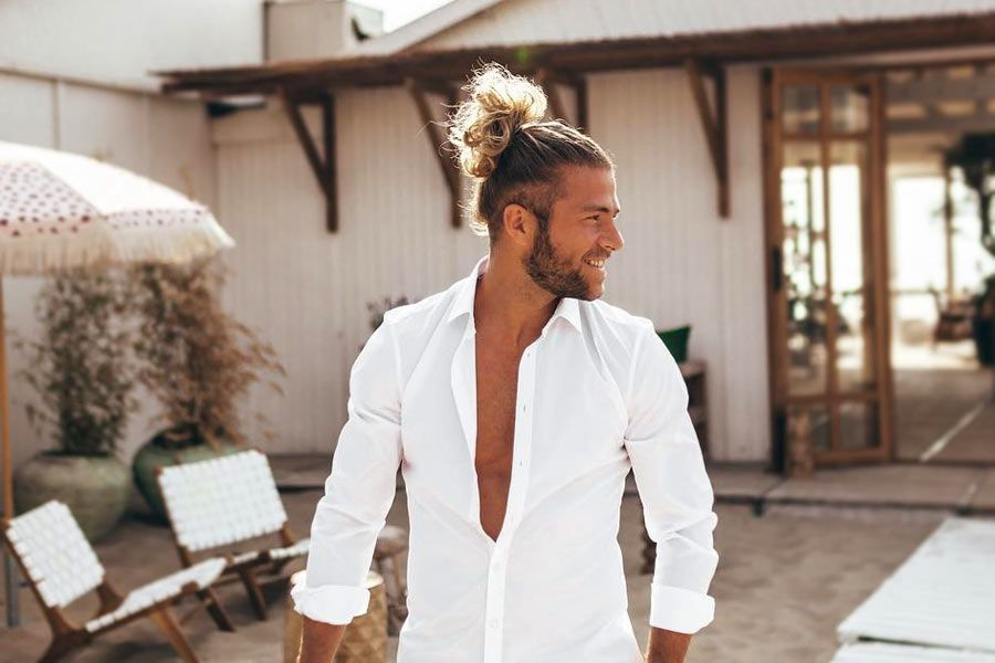 Long Hairstyles For Men Guide: Wear Your Long Hair The Right Way