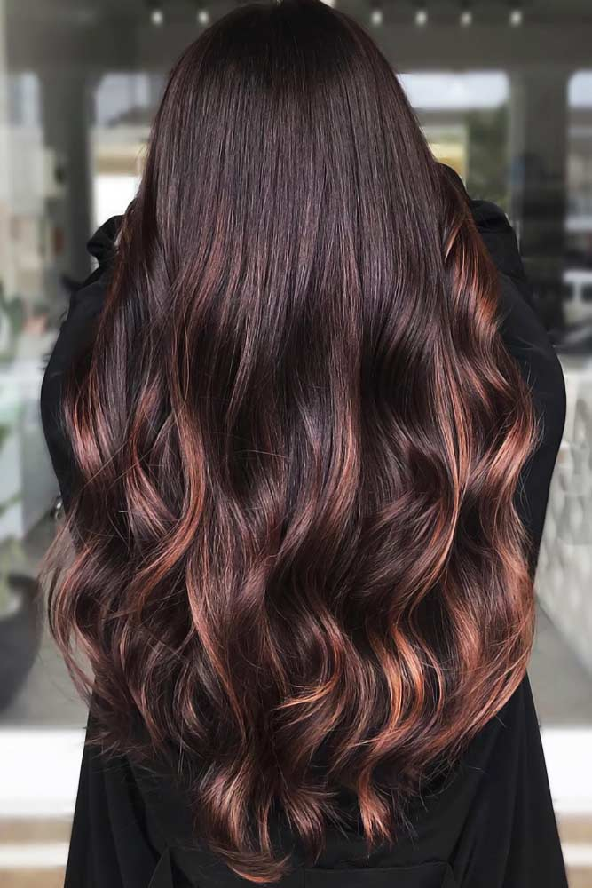 Rich And Earthy #highlights #partialhighlights