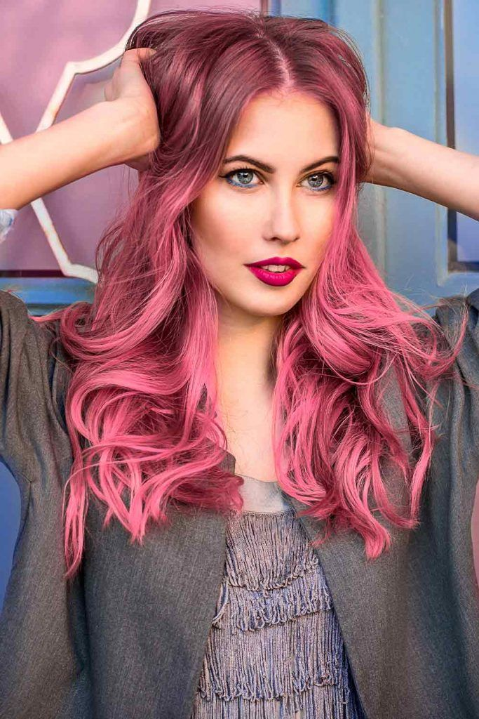 22 Ways And Ideas To Have Fun With Temporary Hair Color