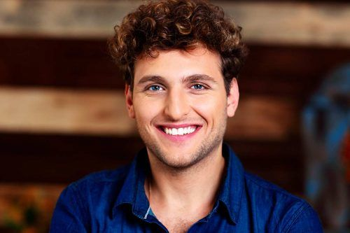 Curly Hair Men Love To Show Off Today: Tips, Tricks And Style Ideas
