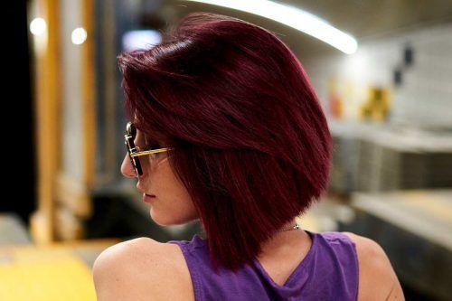 Inspirational Mahogany Hair Ideas