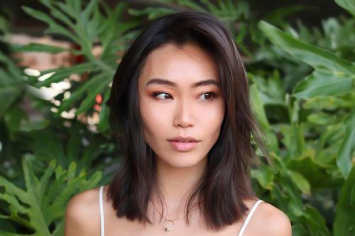 Easy But Chic Asian Hairstyles For Modern And Fashionable Ladies