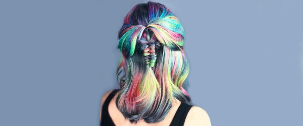 18 Enchanting And Fairy Unicorn Hair Ideas: Magical Tips And Inspiring Color Combinations