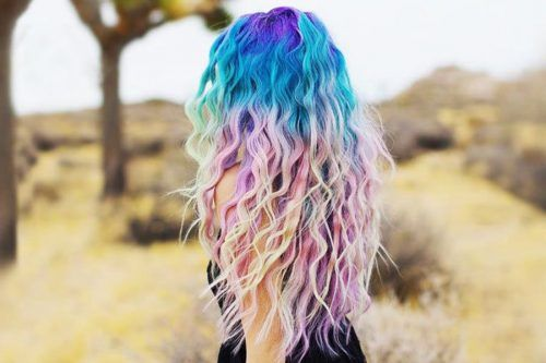 35 Enchanting And Fairy Unicorn Hair Ideas: Magical Tips And Inspiring Color Combinations