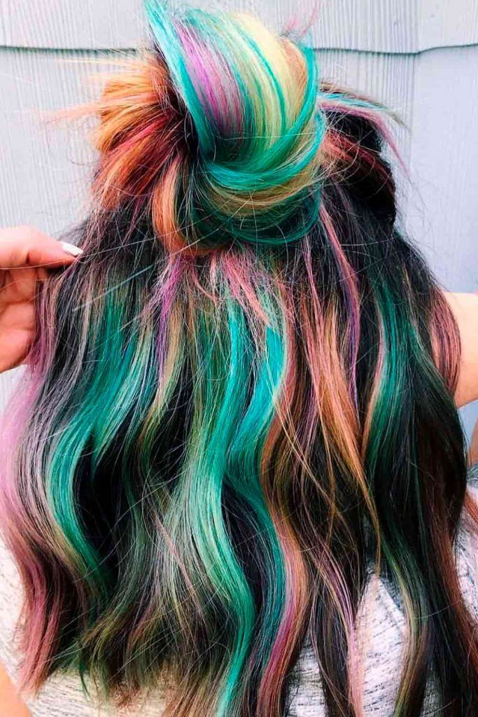 Five Strand Rainbow
