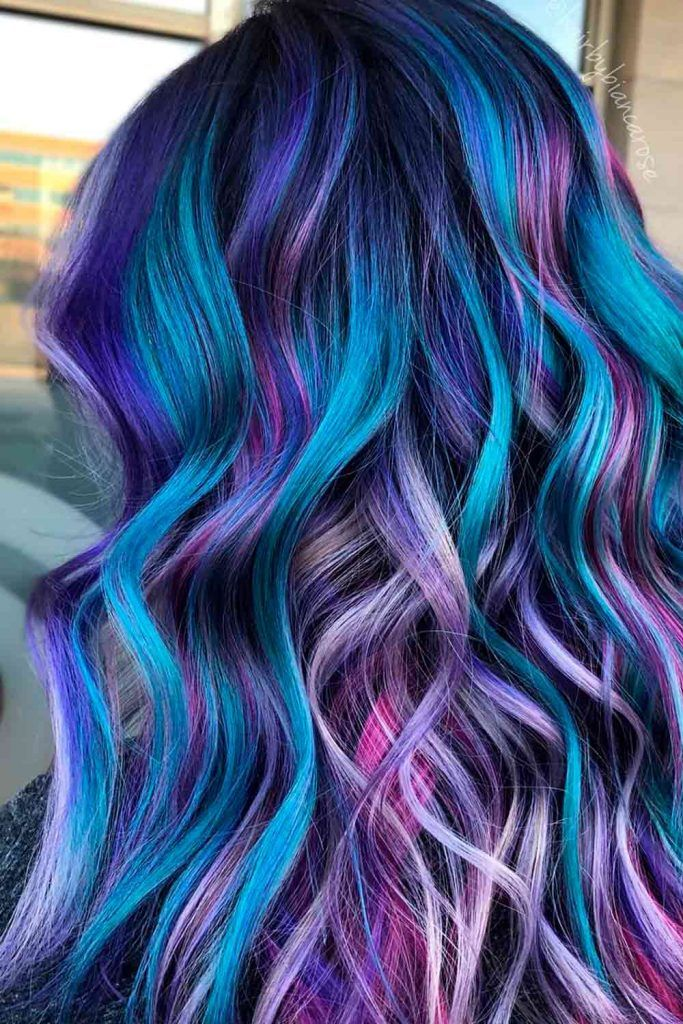 Ice Berry Hair