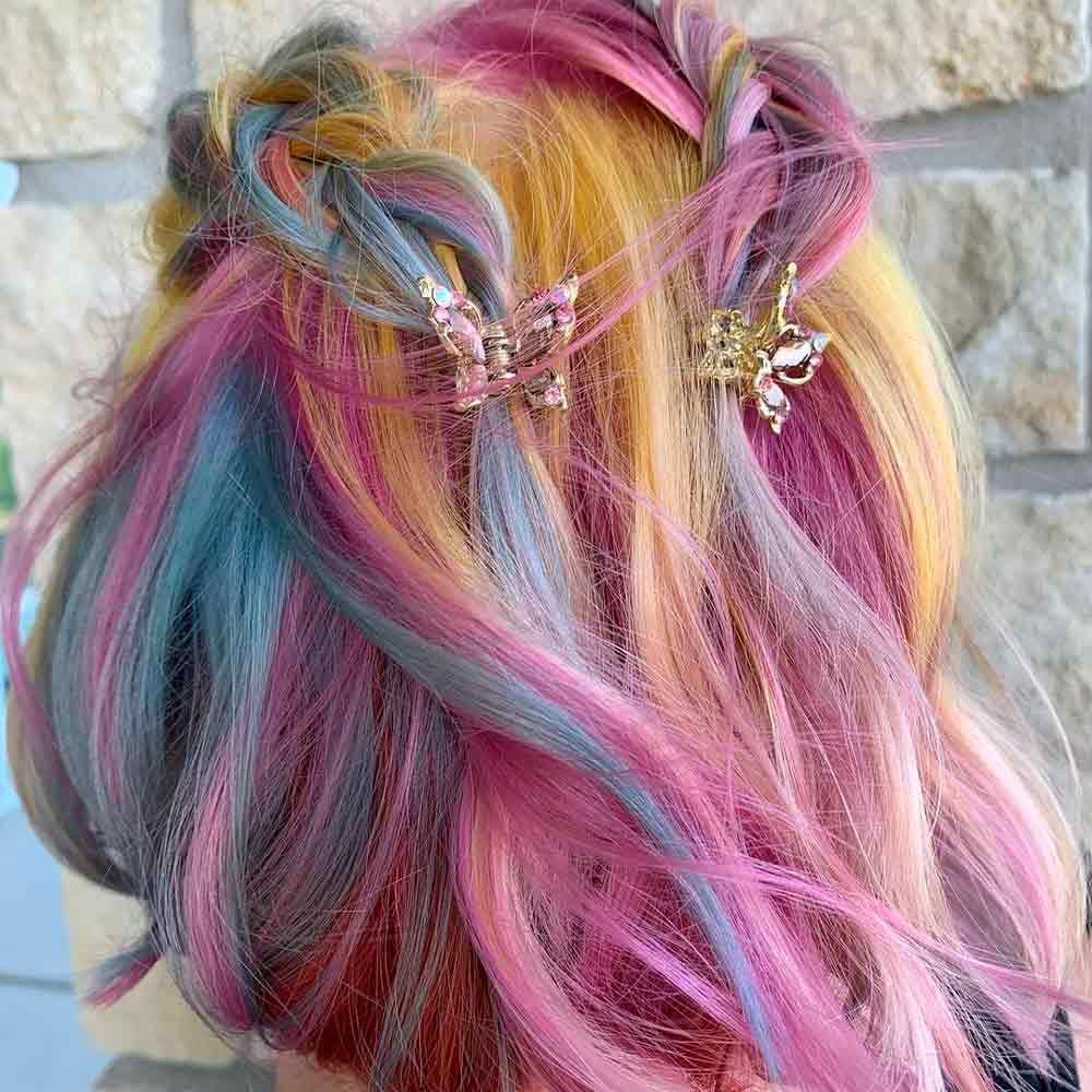 Vibrant Pastels