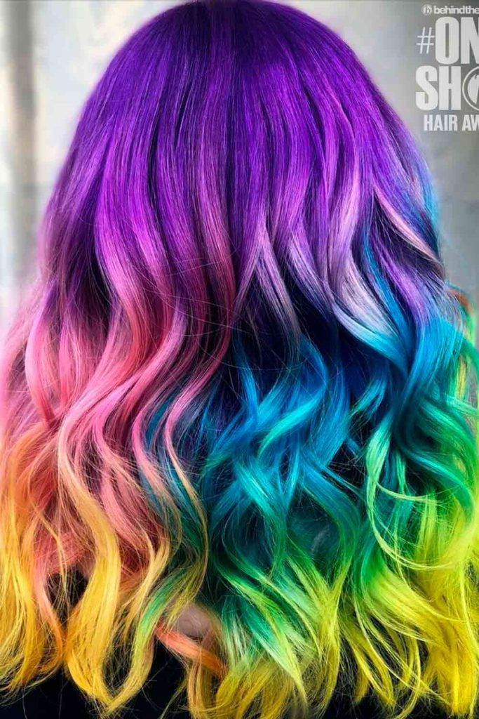 Classic Rainbow Coloring