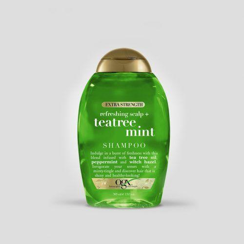 Teatree Mint Extra Strength Shampoo #shampoo #shampooforoilyhair #hairtype