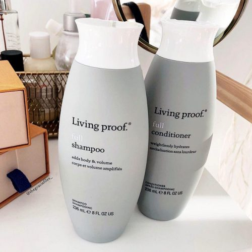 Full Shampoo For Fine Hair To Build Body & Volume #shampoo #shampooforoilyhair #hairtype