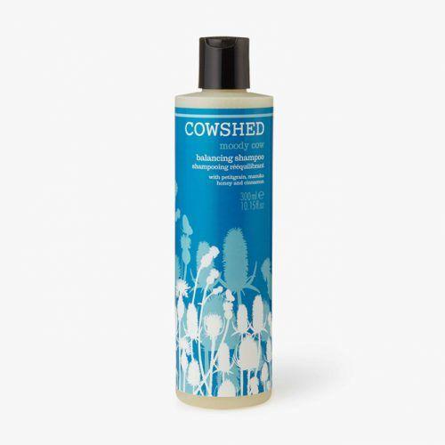 Moody Cow Balancing Shampoo #shampoo #shampooforoilyhair #hairtype