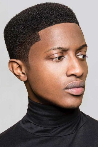 High Flat Top #flattop #blackmenhaircuts #fade #fadehaircut