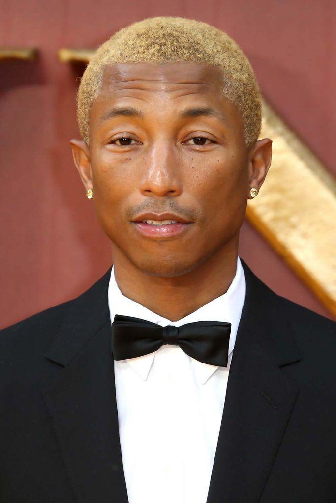 Pharrell Williams #blackmenhairstyles