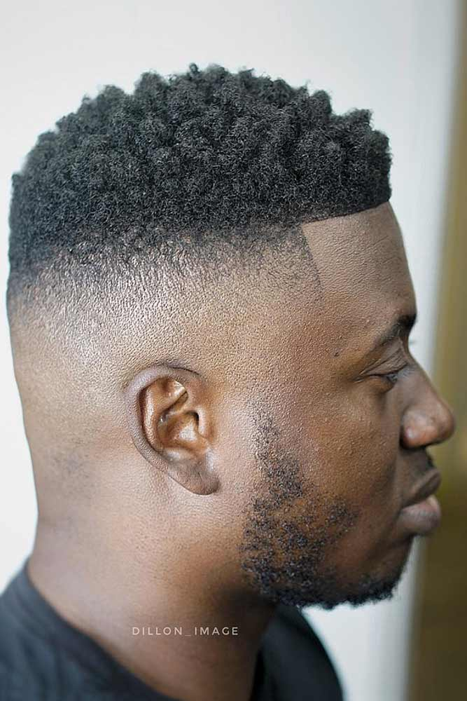 Structured Shape Up #shapeup #spongehaircut #highfade