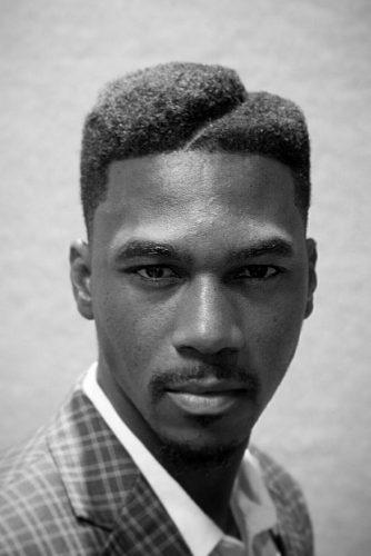 Flat Top Haircut With Steps #flattophaircut #flattop #haircutwithsteps #blackmenhaircuts