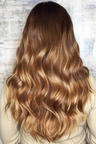 Honey Blonde Brownie #blondehair #brunette #balayage
