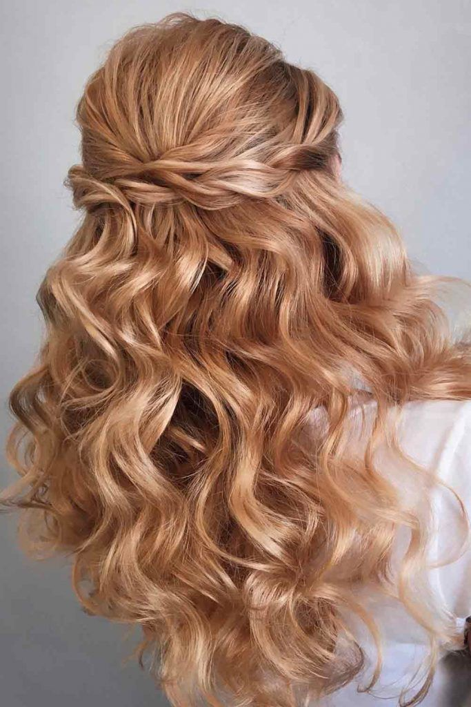 What Shade Is Honey Blonde? #curlyhair #prettyhairstyles