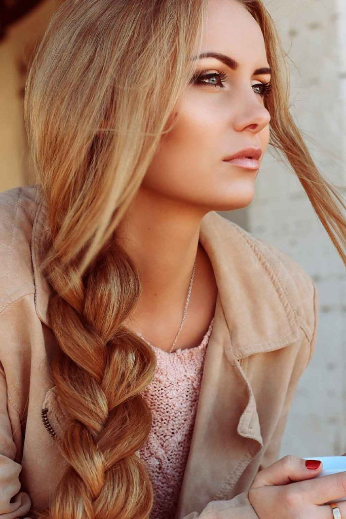 Shadow Roots Idea For Honey Blonde