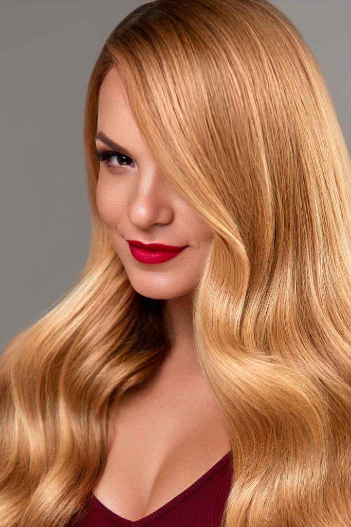 Can You Tone Honey Blonde Hair?