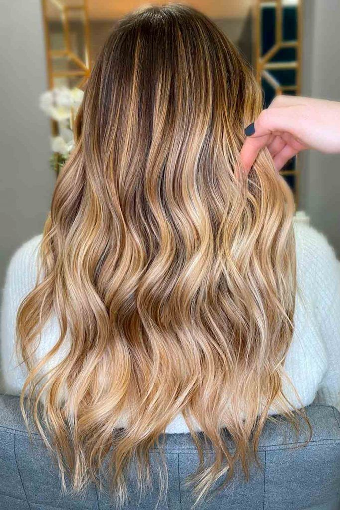 Is Honey Blonde A Natural Hair Color? #hairhighlights #prettyhair
