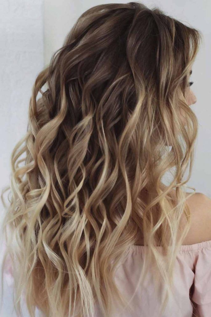 Honey + Coffee Coloring #coolhairstyle #ombre