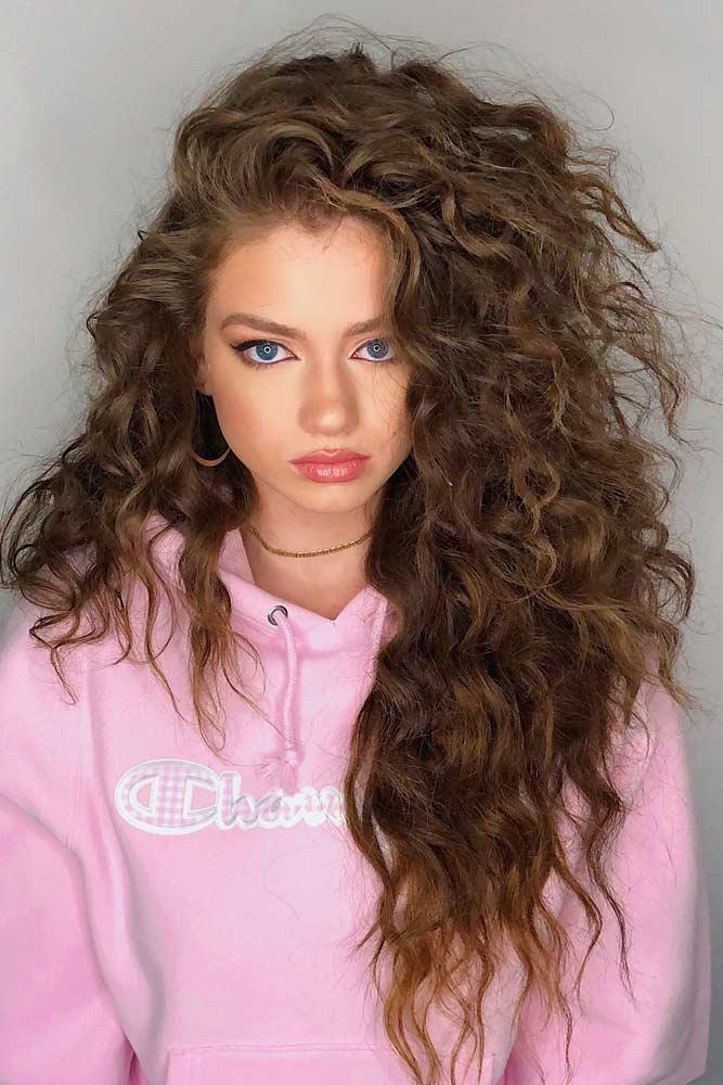 Pin Curl Perm For Long Hair #perm #permhair #permhairstyles #pincurlperm #longhair