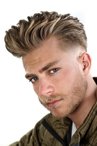 Low Skin Fade With Textured Hair #skinfade #fadehaircut #menhaircuts #lowfade