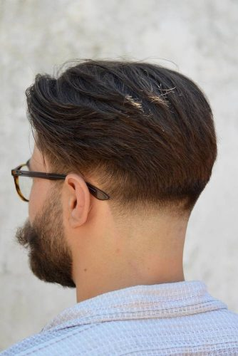 Low Skin Fade With Neck Taper #skinfade #fadehaircut #menhaircuts #lowfade