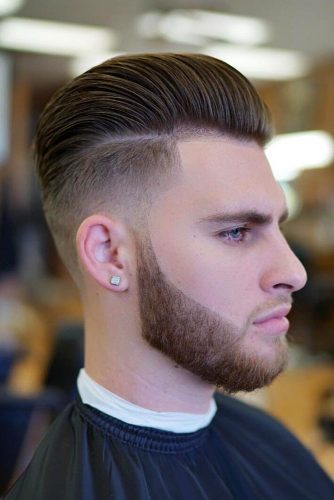 Popular Types Of Skin Fade Haircuts #skinfade #fadehaircut #menhaircuts #midfade