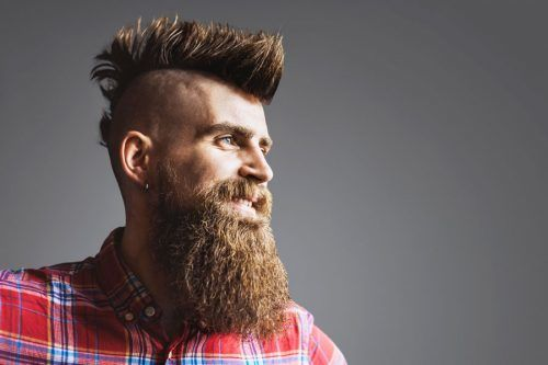 Modern Viking Hairstyles For Real Warriors