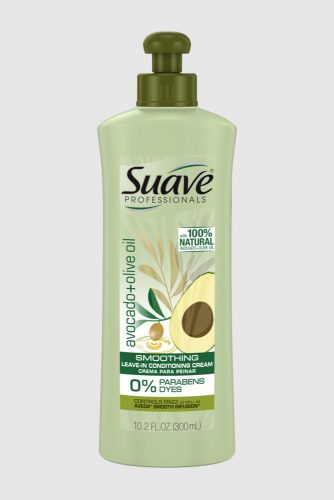 Suave Professionals Avocado Olive Oil Leave-in Conditioner #3bhair #curlyhair #hairtypes #hairproducts