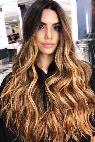 Auburn Toned Golden Brown #brownhair #goldenbrownhair