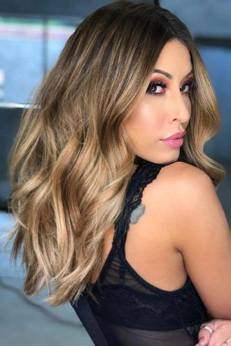 Cool Toned Brown Balayage #balayage #brownhair #goldenbrownhair