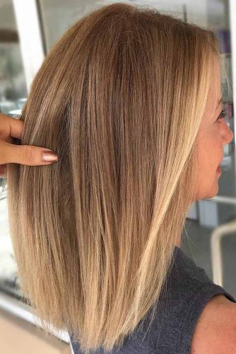 Sandy Blonde Golden Brunette #brownhair #balayage #brunette