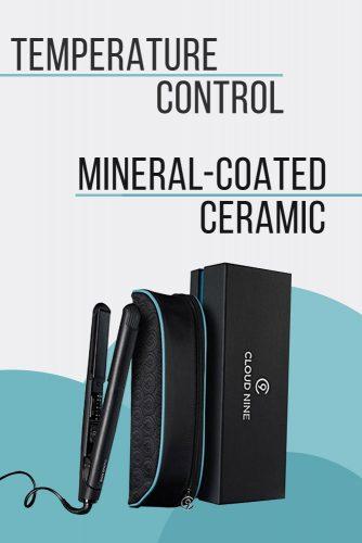 Cloud Nine Original Flat Iron #hairstraightener #hairtreatments