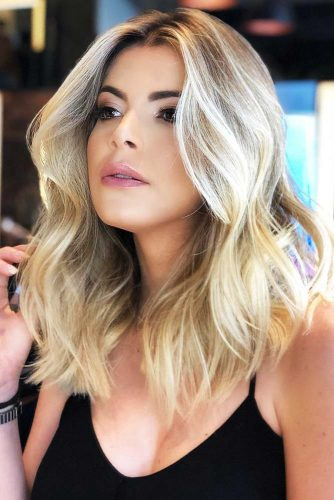 How To Do Lowlights? #lowlights #highlights #blondehair