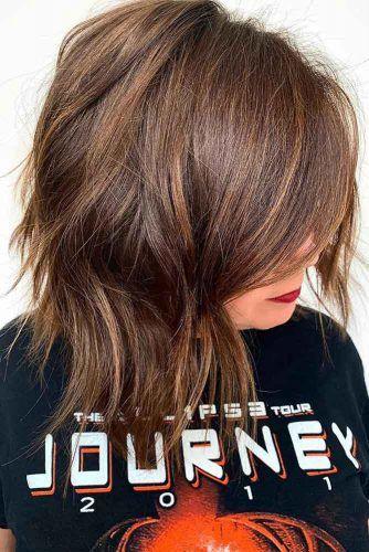 Dark Brown Lowlights #lowlights #brunette
