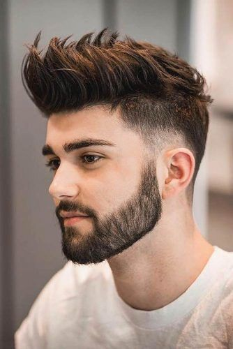 24 Modern And Attention Grabbing Spiky Hair Ideas For Men