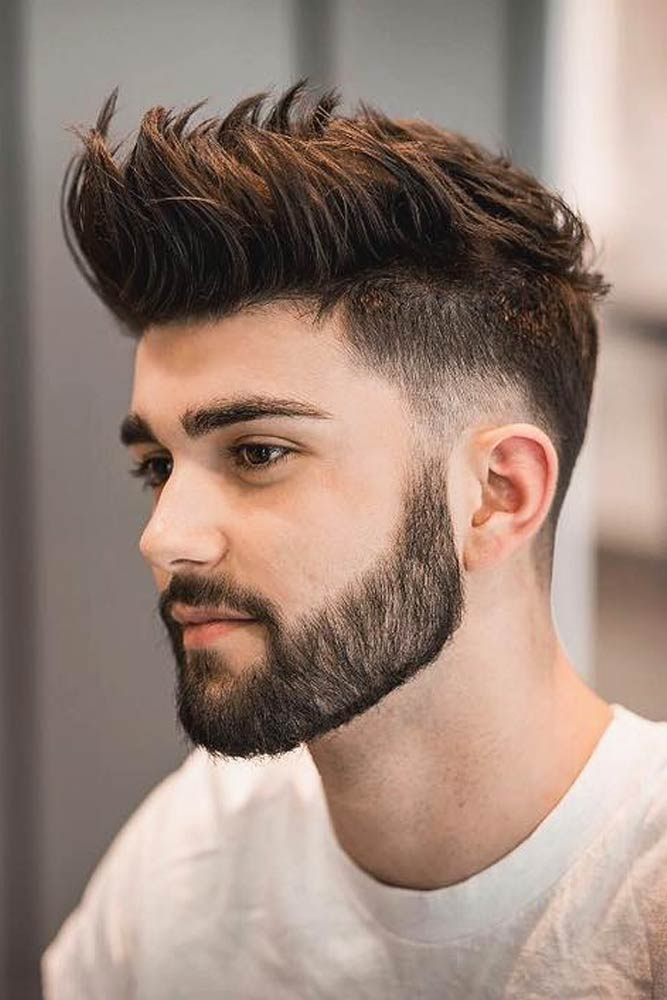 Spiky Hairstyle For Thick Hair #thickhair #spikyhair #spikedhair