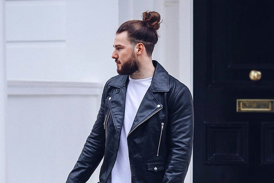 The Man Bun Guide: Everything You've Wanted To Know And More