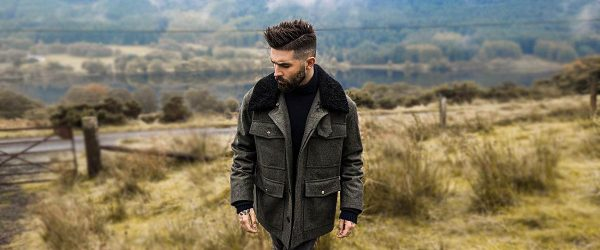 18 Cool And Trendy Spiky Hair Ideas For Men's Everyday Looks